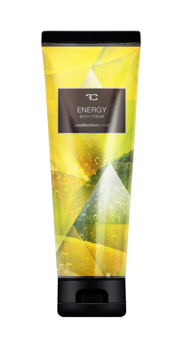 BODY CREAM tělový krém s mandlovým olejem, energy LA COLLECTION PRIVÉE