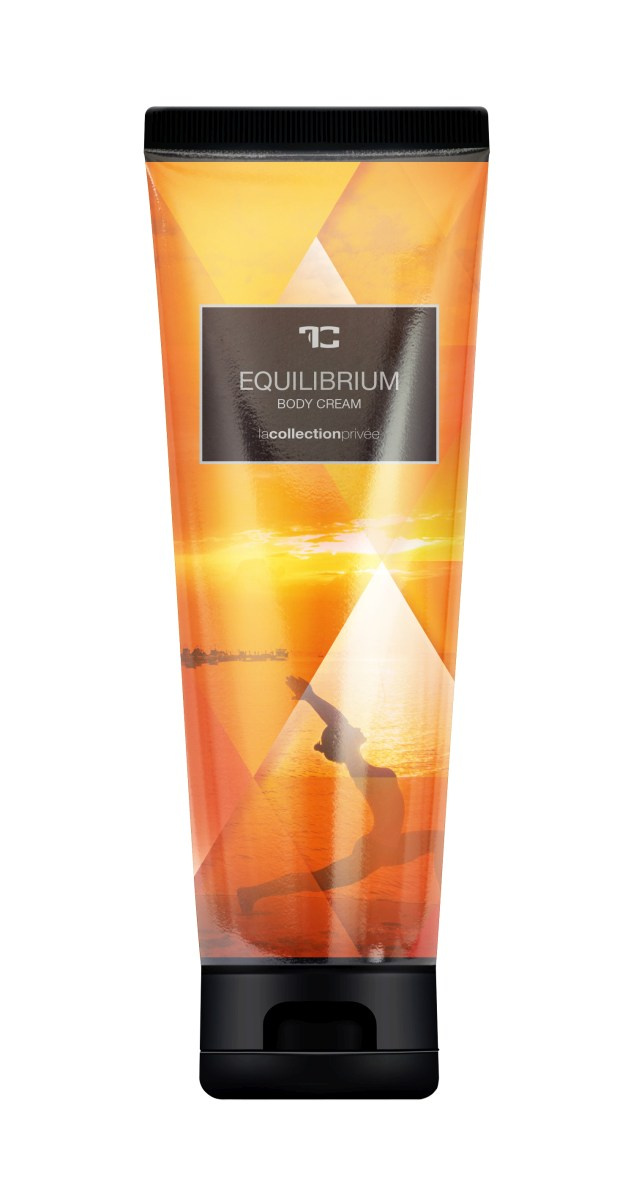 BODY CREAM tělový krém s mandlovým olejem, equilibrium LA COLLECTION PRIVÉE