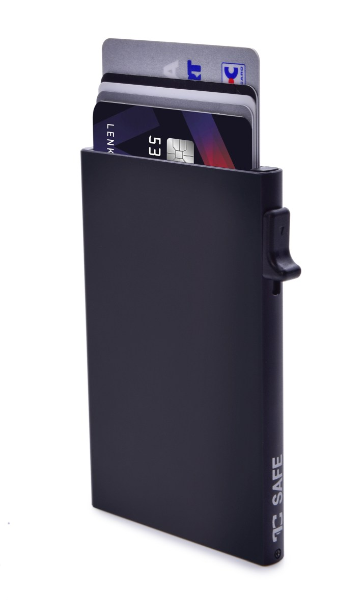 FC SAFE ochranné pouzdro  pro platební karty black