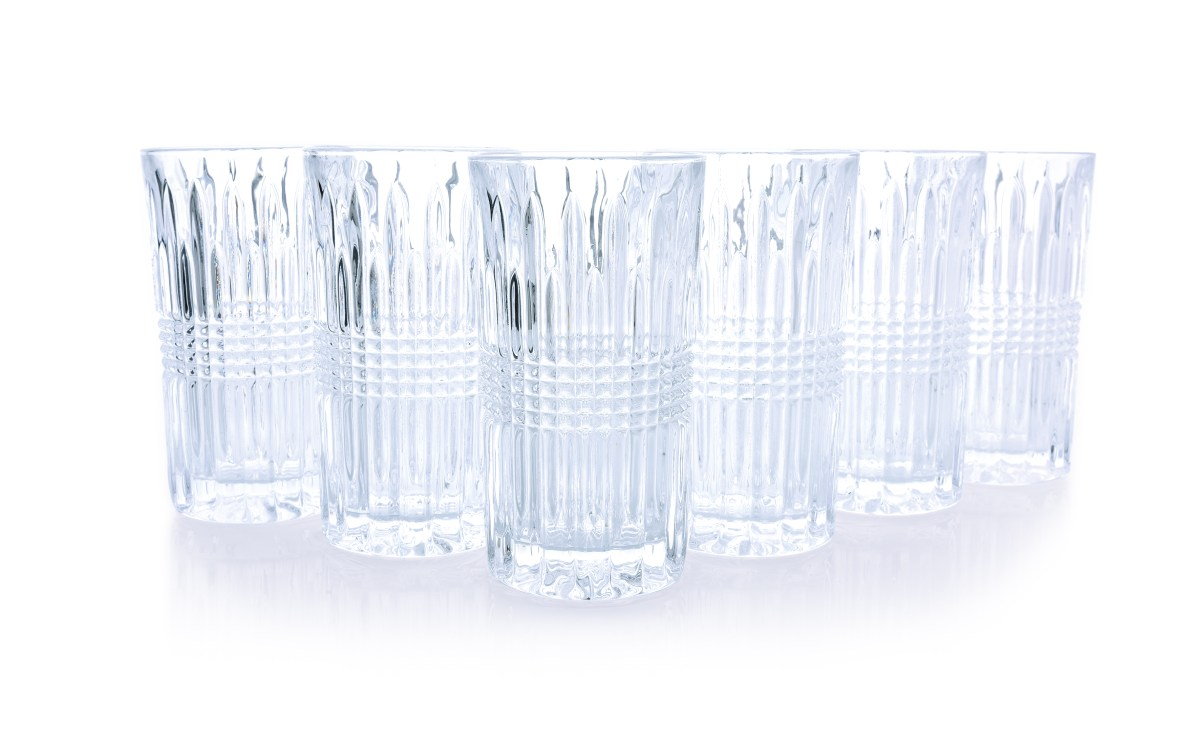 FC24752-6 ks sada poháre CRYSTAL objem 300 ml