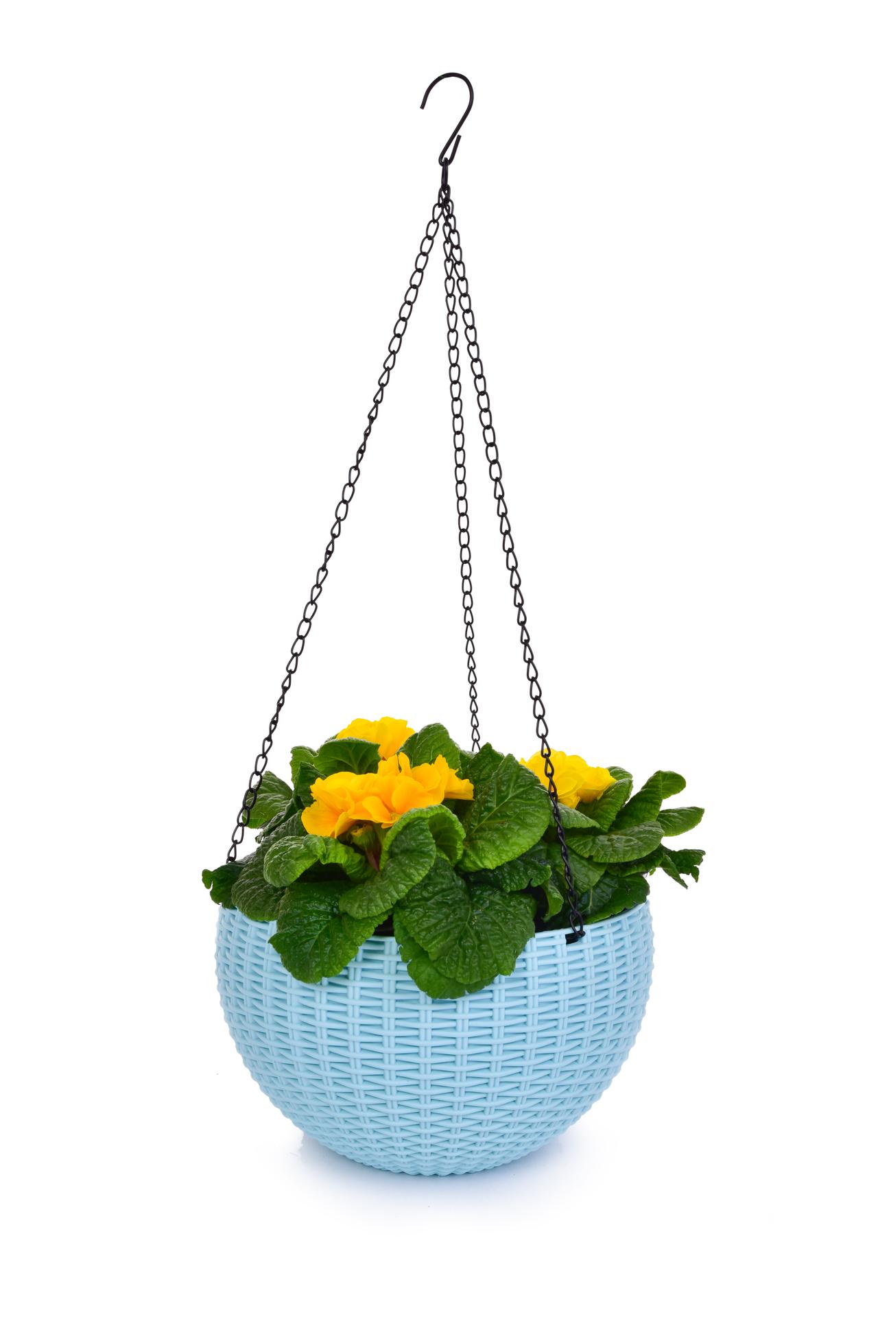 Závesný zavlažovací kvetináč
