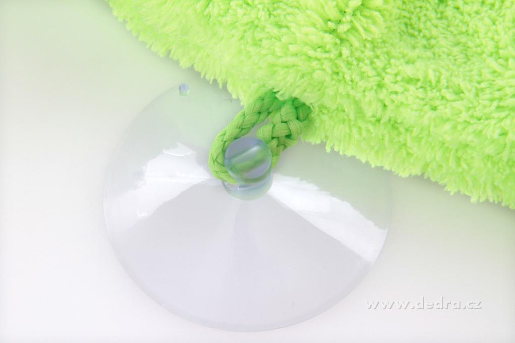 DA5516-Vankúš do vane z hebkého mikrovlákna nafukovacie + prísavky