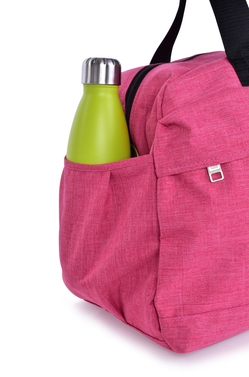 SPORT & WEEKENDER sportovní taška REBELITO® růžová