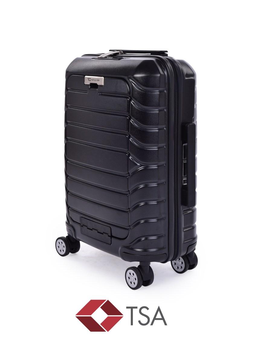 Multifunkční cestovní zavazadlo PILOT FC METROPOLAIR TSA zámek