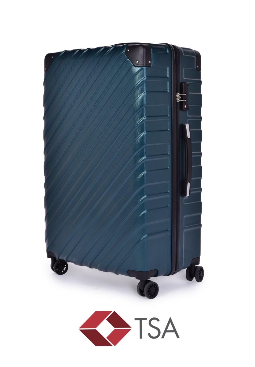 TSA kufr velký PETROLEJ