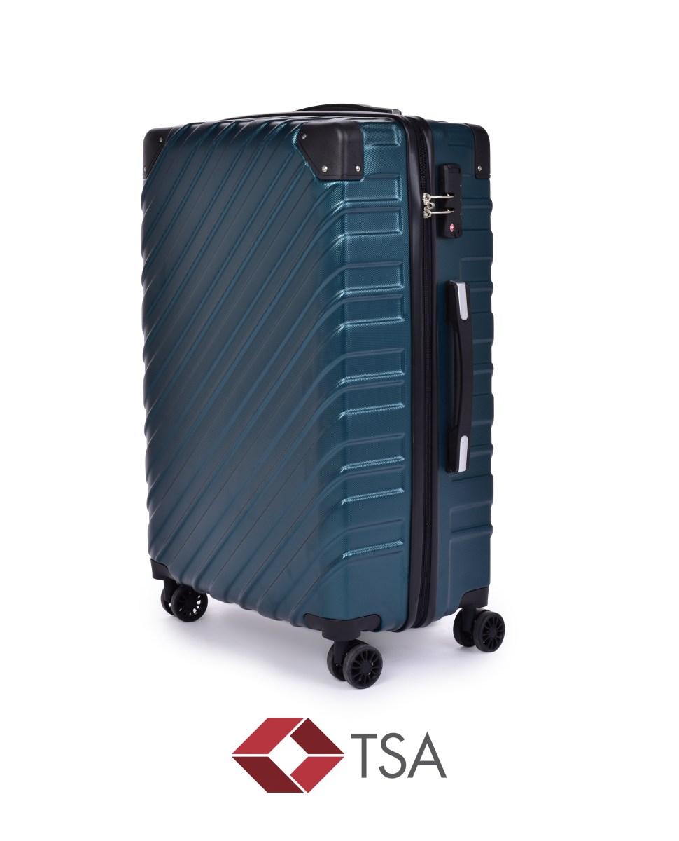 TSA kufr střední PETROLEJ