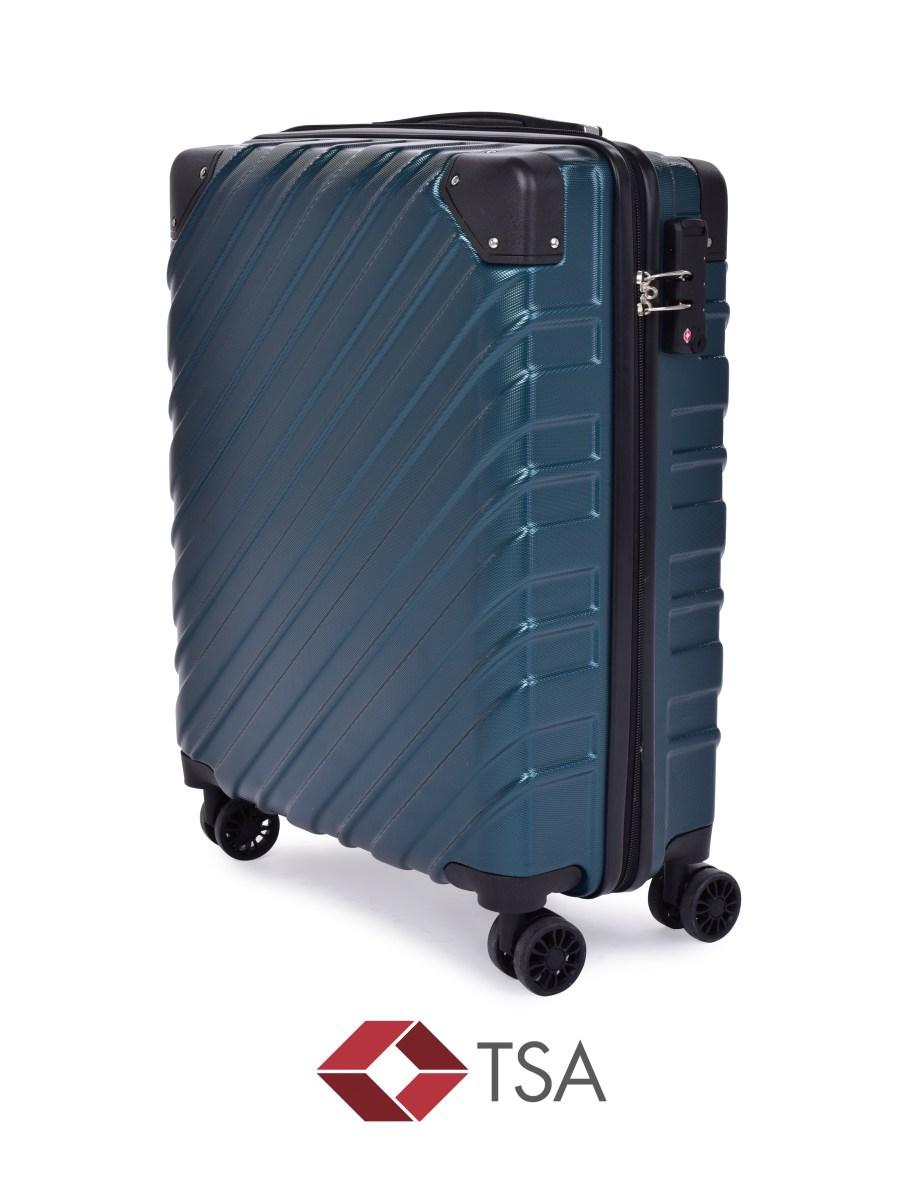 TSA kufr menší PETROLEJ