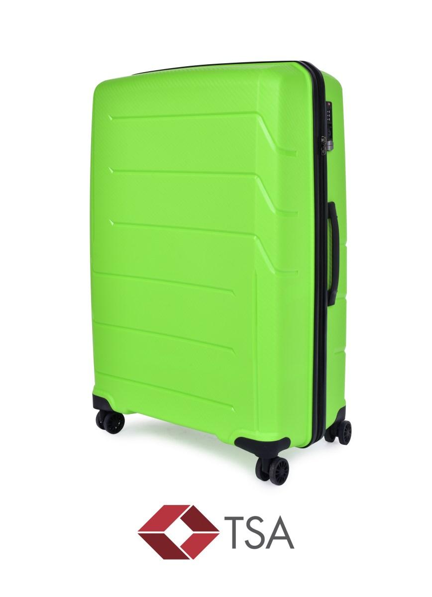 TSA kufr velký GREEN