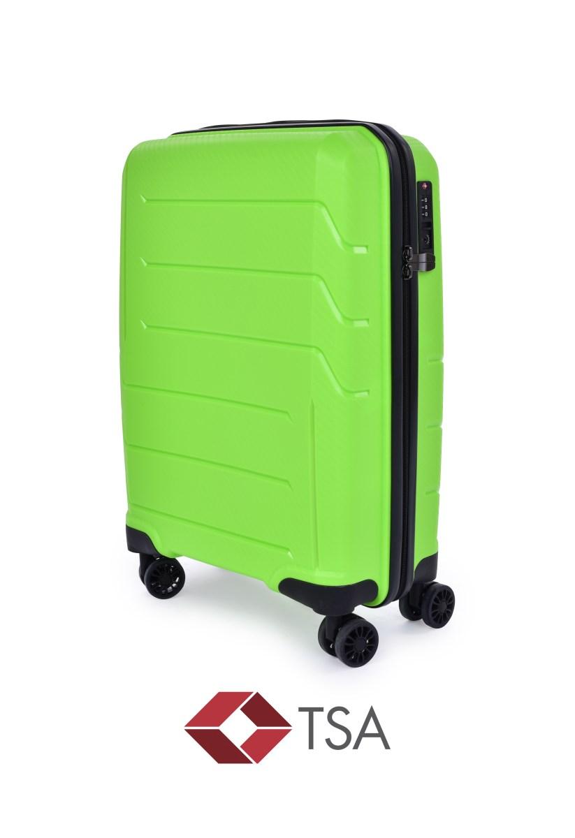 TSA kufor menší GREEN