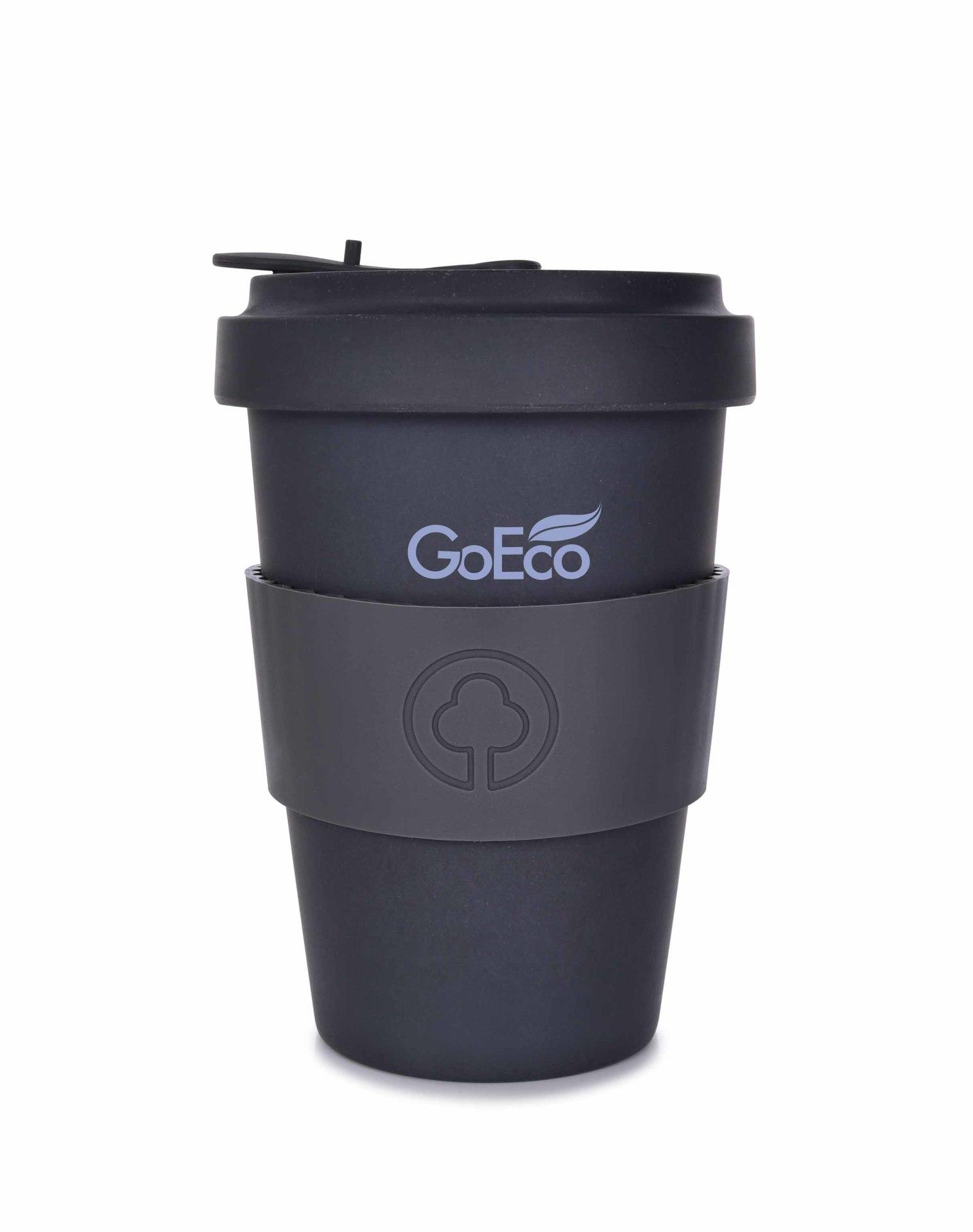 DA25025-XL KELIMERO® GoEco® 500 ml hrnček a skrutkovacie veko z vysokotlakového bambusu