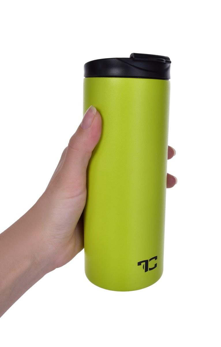 TERMOHRNEK HOT & COLD 400 ml s praktickým odklápěcím víčkem, na studené i teplé nápoje