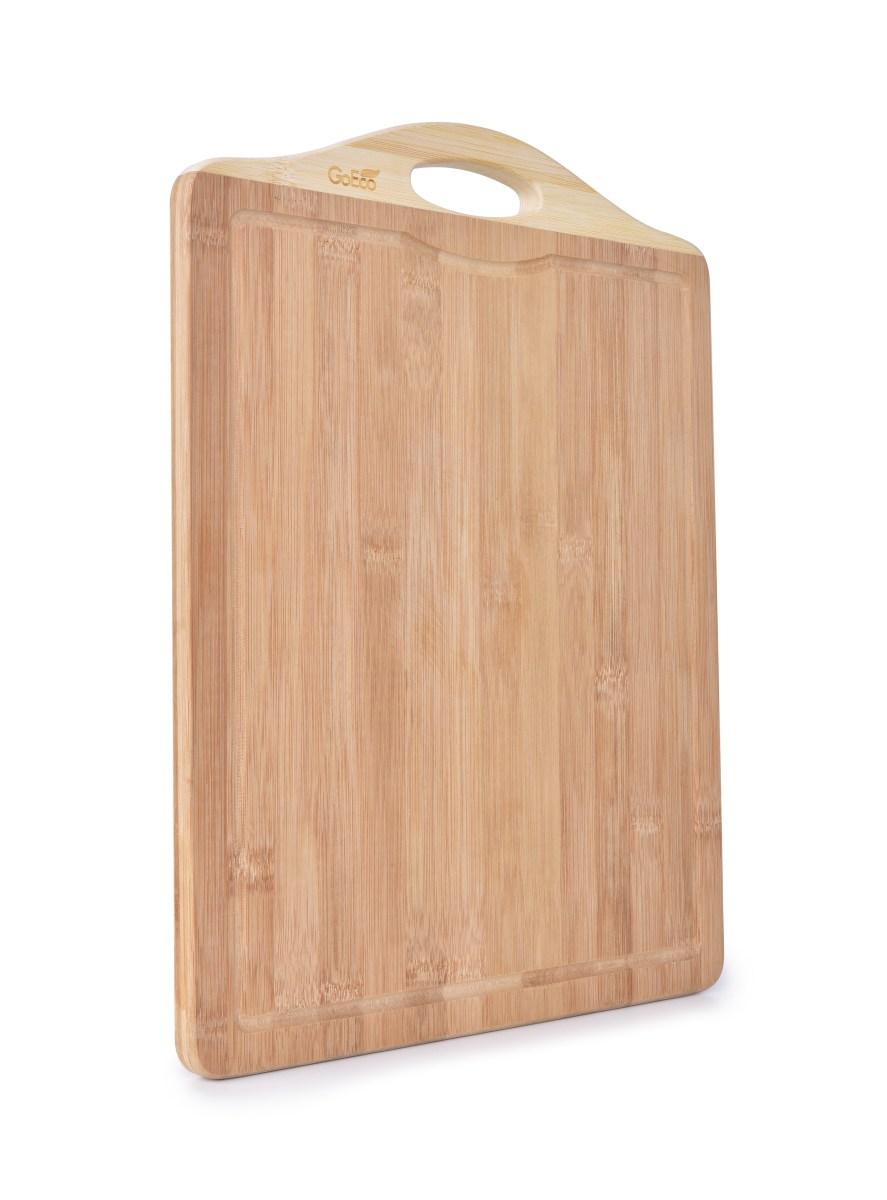 40 cm BAMBUSOVÉ prkénko  z vysokotlakého bambusu