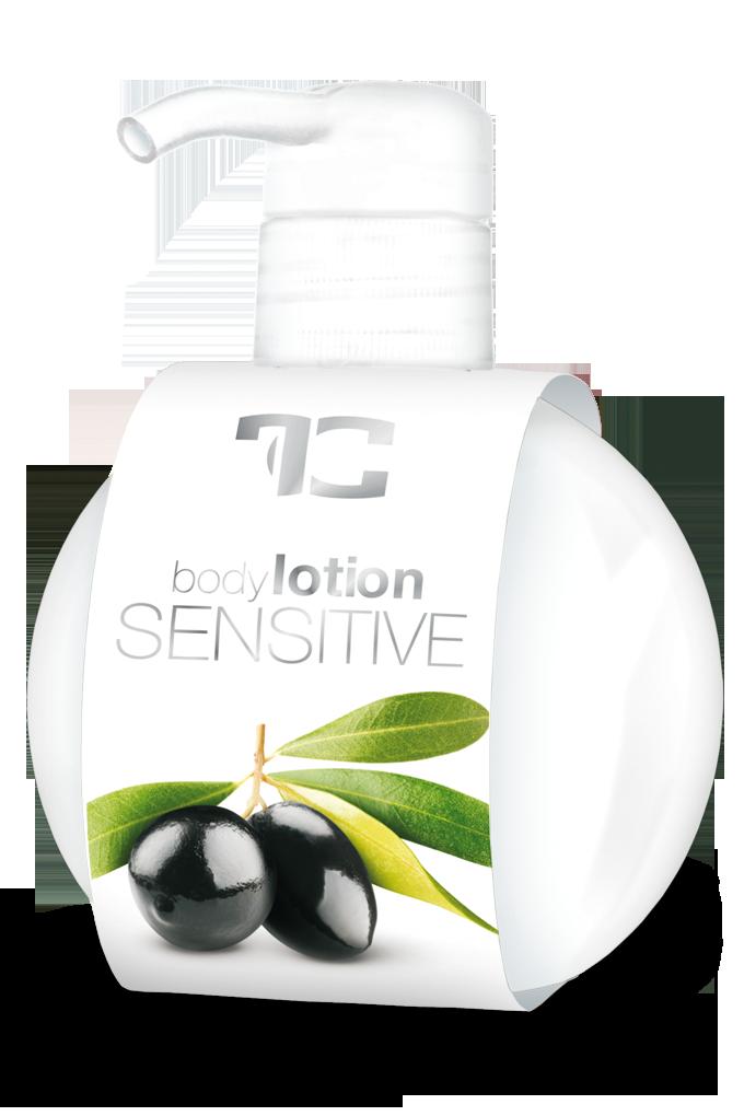 Bodylotion SENSITIVE Tělové mléko s olivovým olejem