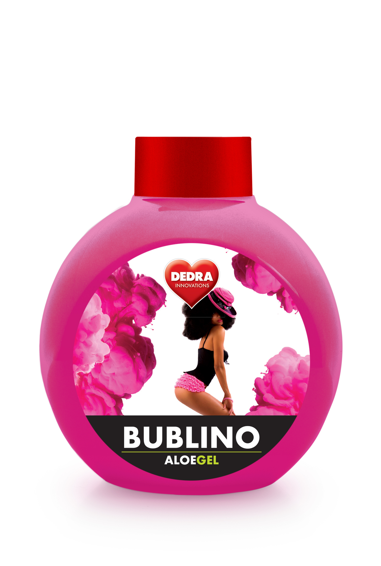 Bublino SAISON PARFUM, tekuté mýdlo na tělo a ruce, bez pumpičky