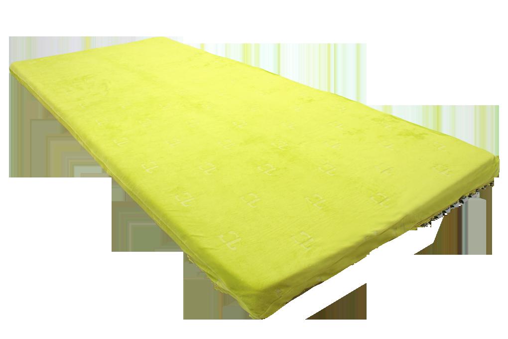 ANATOMIXX® platforma z paměťové pěny  na stávající matraci na stávající matraci