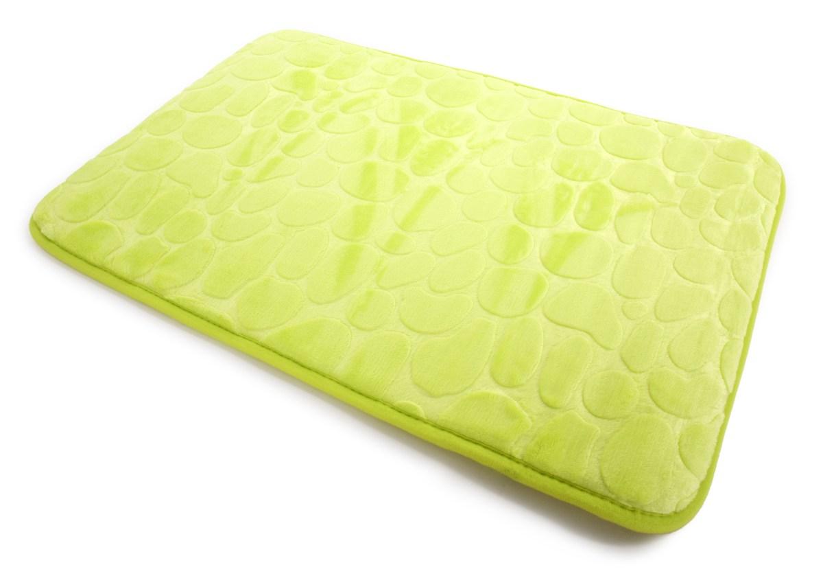 Dywanik ³azienkowy zielony, 70 x 45 cm
