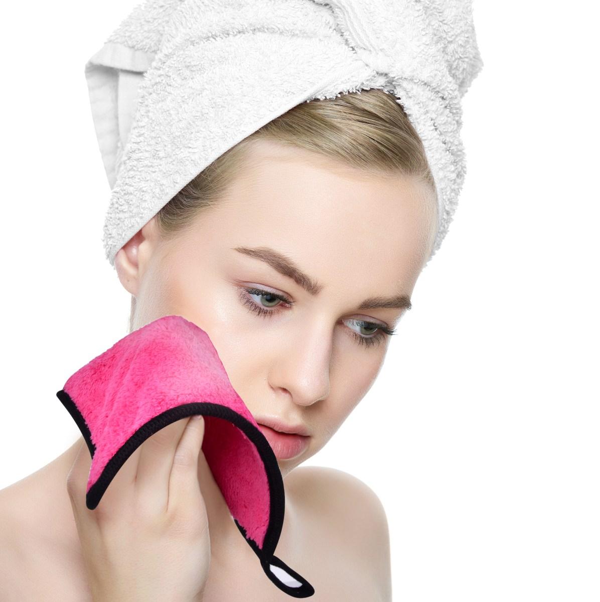 EKO-ODLIČOVAČ odličovací žínka z jemného mikrovlákna, na odstranění make-upu