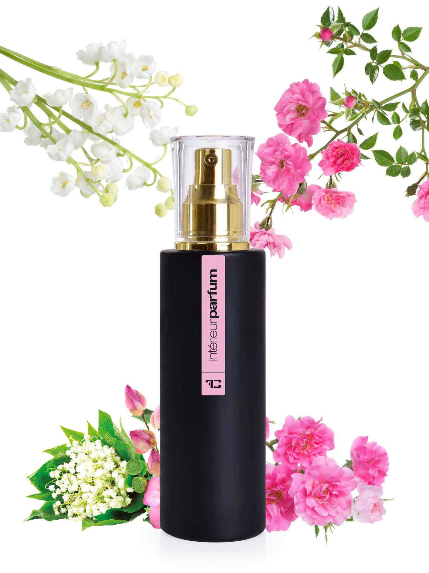 Bytový parfém, FLOWER GARDEN, typu EDP, superkoncentrát bez vody
