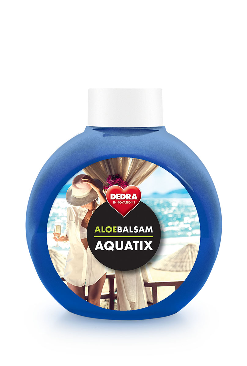 ALOEBALSAM AQUATIX paradise, koncentrát na ruční mytí nádobí bez pumpičky