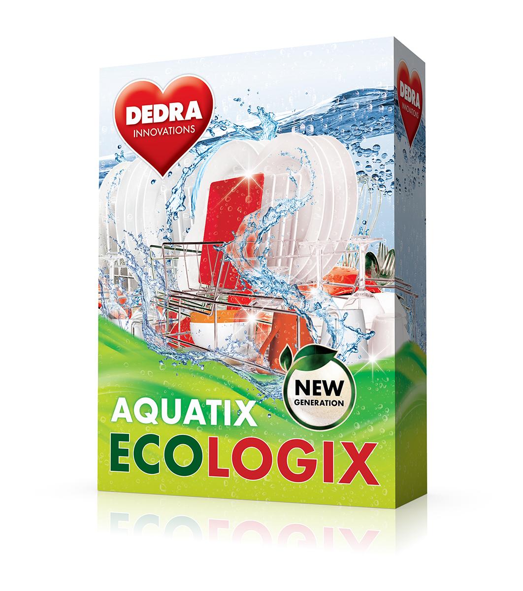 AQUATIX ECOLOGIX multifunkční prášek do myčky