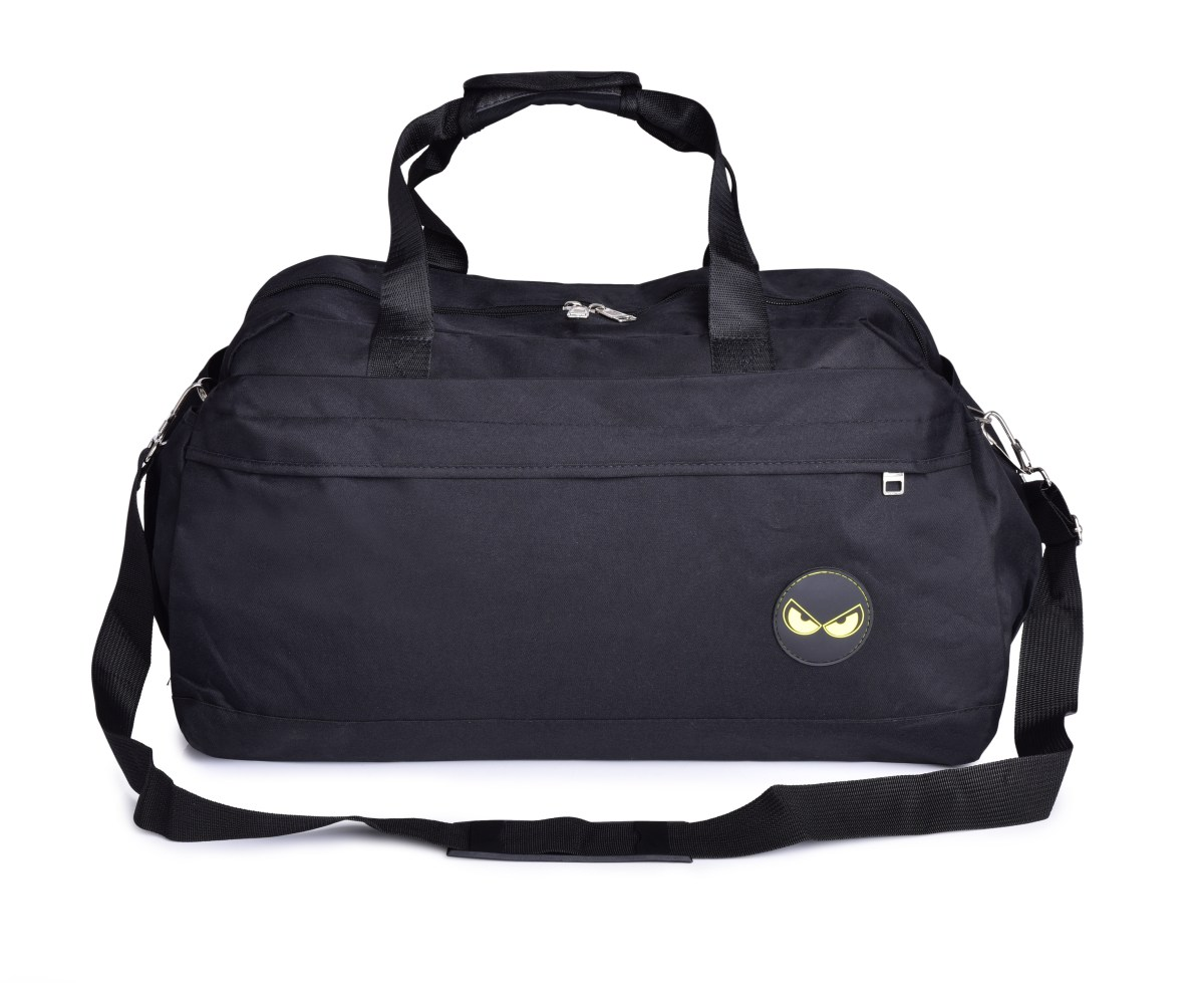 SPORT & WEEKENDER sportowa torba REBELITO(R) czarna