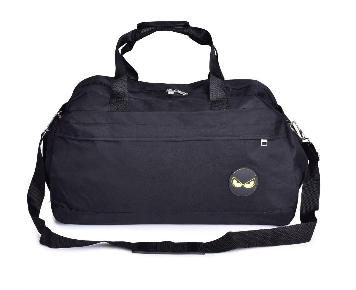 SPORT & WEEKENDER sportovní taška REBELITO® černá