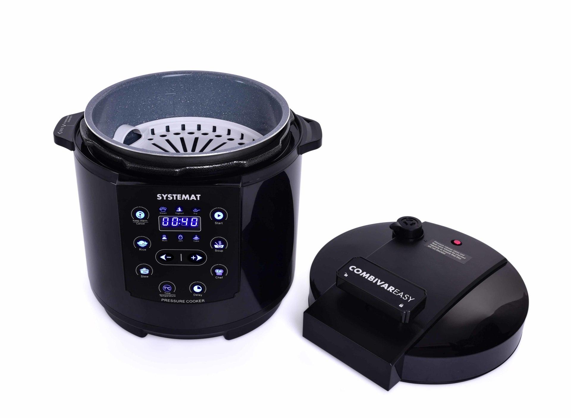 COMBIVAR® EASY multifunkční varné a tlakové centrum