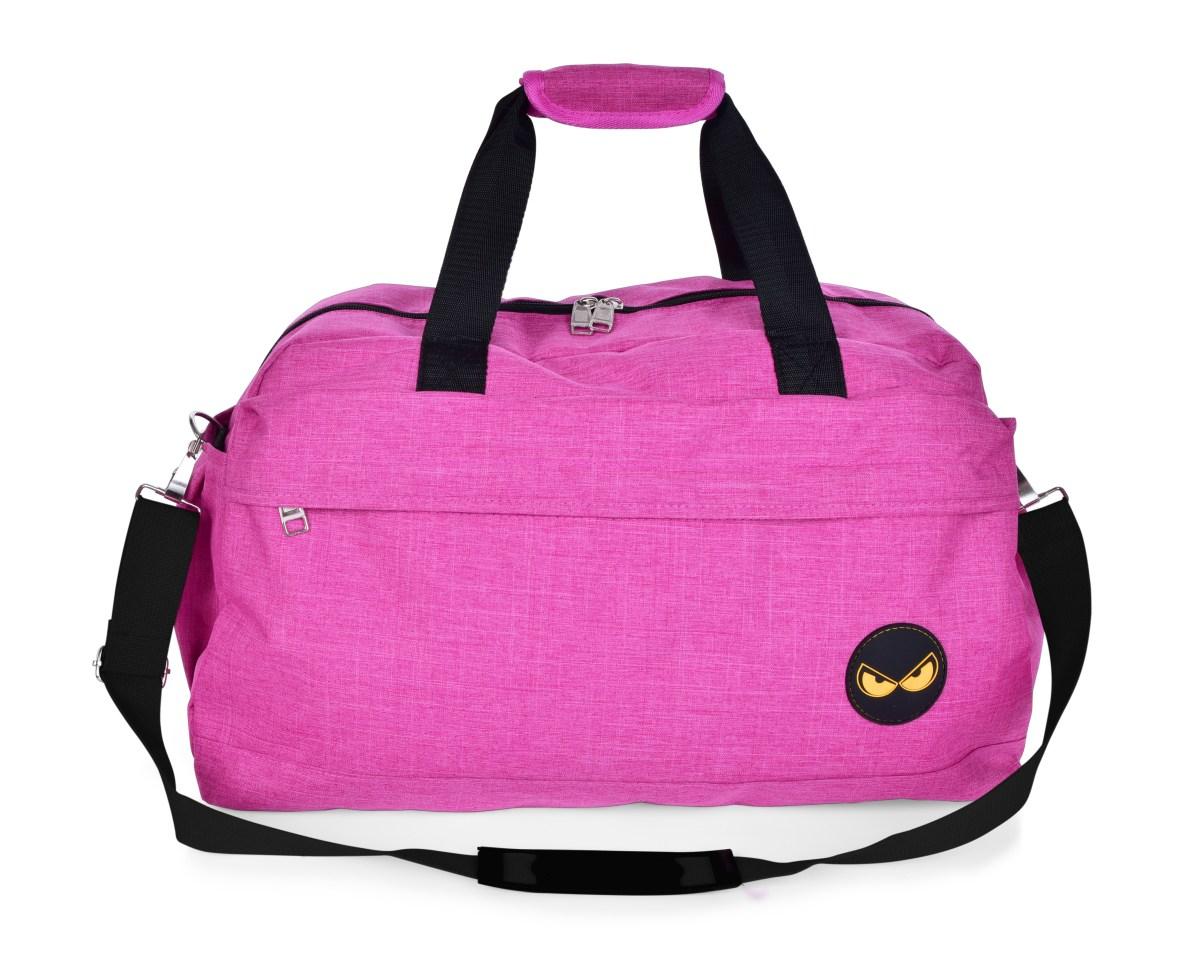 SPORT & WEEKENDER sportovní taška REBELITO® fuchsiová