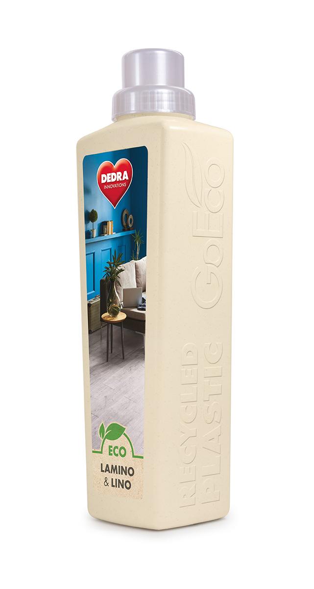 ECO LAMINO&LINO mycí prostředek na podlahu plovoucí a laminátové, linolea a podlahy z PVC