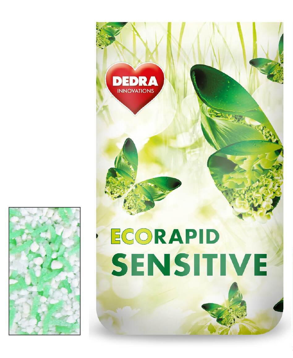 EKO PRÁŠEK pro citlivou pokožku ECORAPID SENSITIVE 60 praní