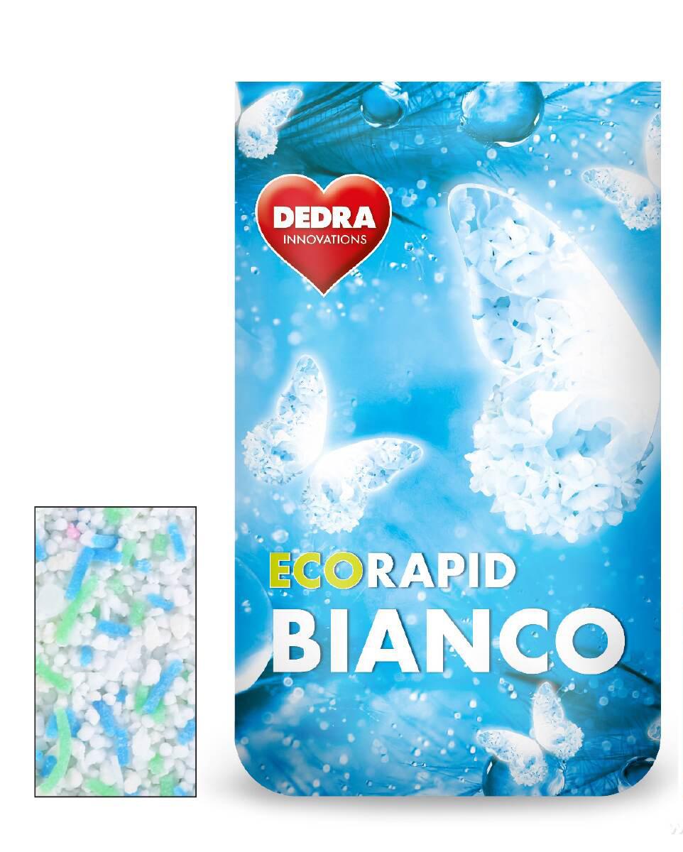 EKO PRÁŠEK na bílé prádlo ECORAPID BIANCO 60 praní