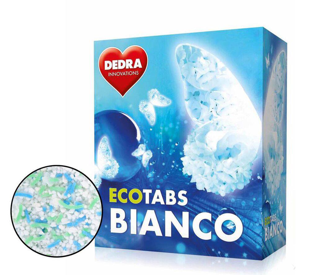 EKO TABLETY na bílé prádlo ECOTABS BIANCO