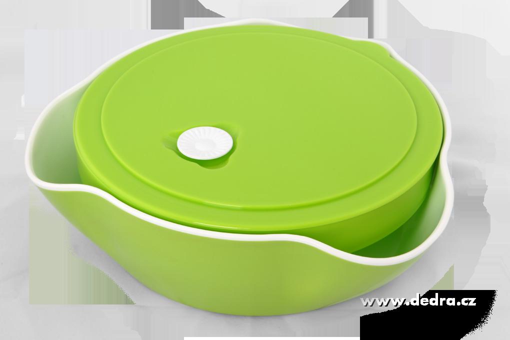 Candy boxmiska na pochutinyjasně zelený