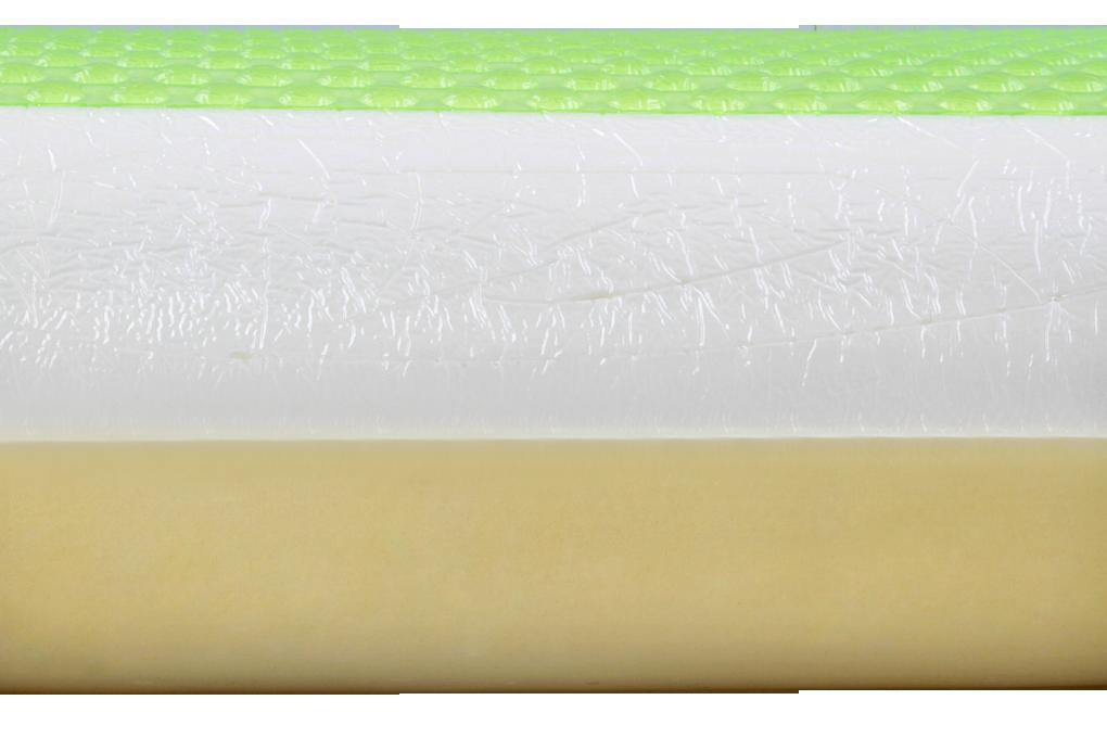 FC5929-ANATOMIXX vankúš s aktívnou gélovou chladiacou zónou z pamäťovej peny 70 x 36 x 13 cm