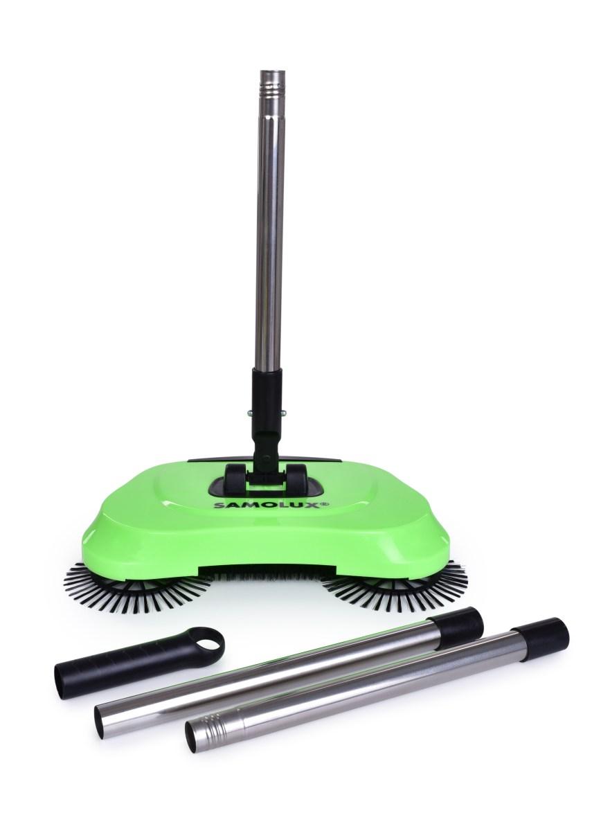 SAMOLUX® ruční zametač na tvrdé podlahy