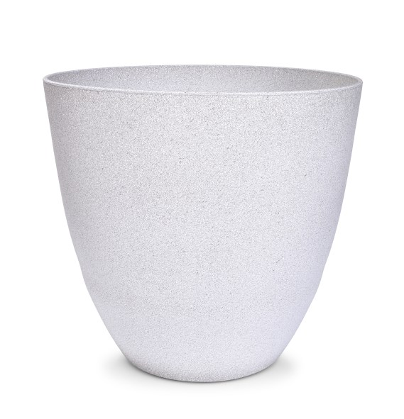 32 cm VELKÝ OBAL NA KVĚTINÁČ v designu granitu