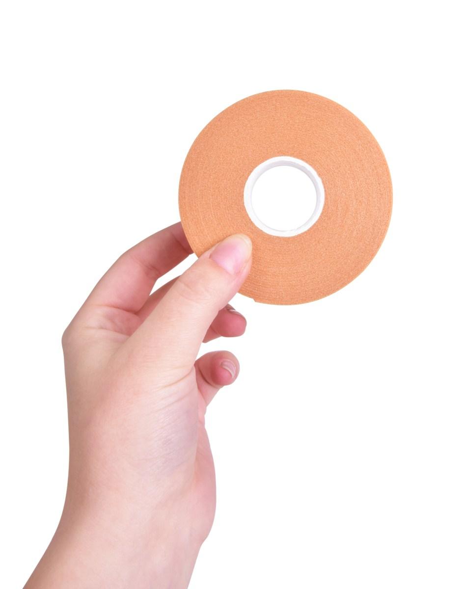 Multifunkční samolepící páska na chodidla
