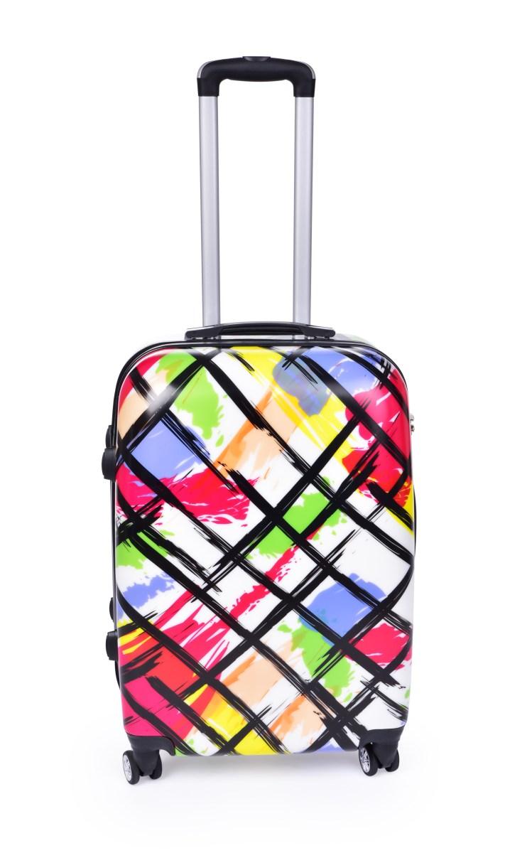 TSA kufr menší, COLOR