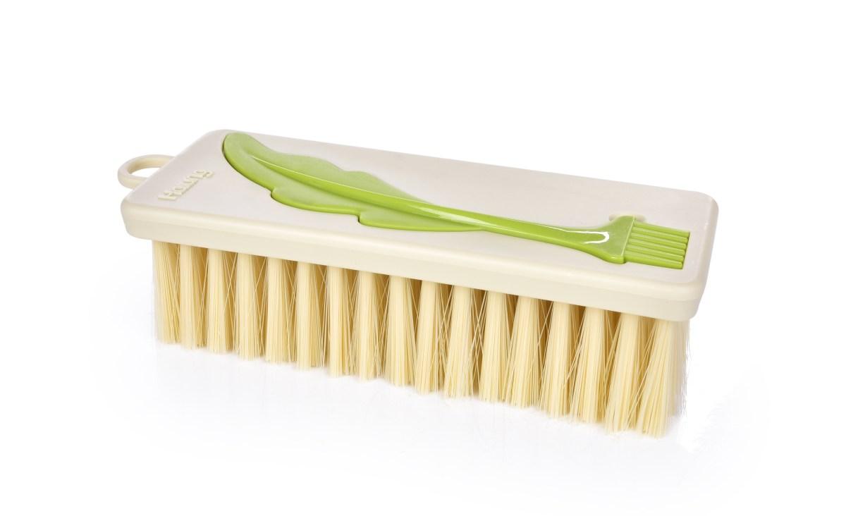 2w1 szczotka do czyszczenia i sprz±tania zielona