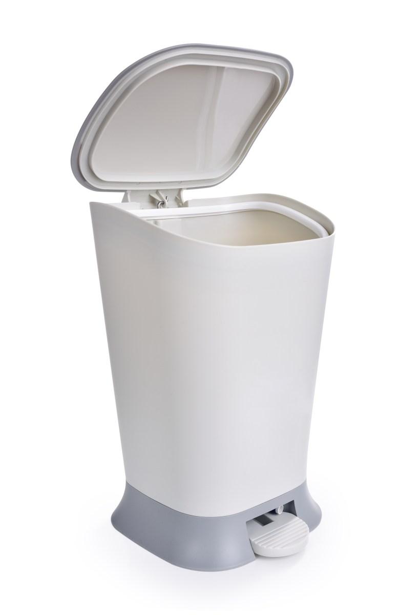 10 L nášlapný odpadkový koš