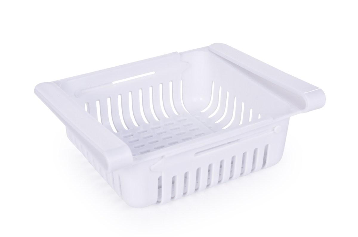 NASTAVITELNÝ CHLADNIČKOPOŘÁDNÍK závěsný košík do lednice