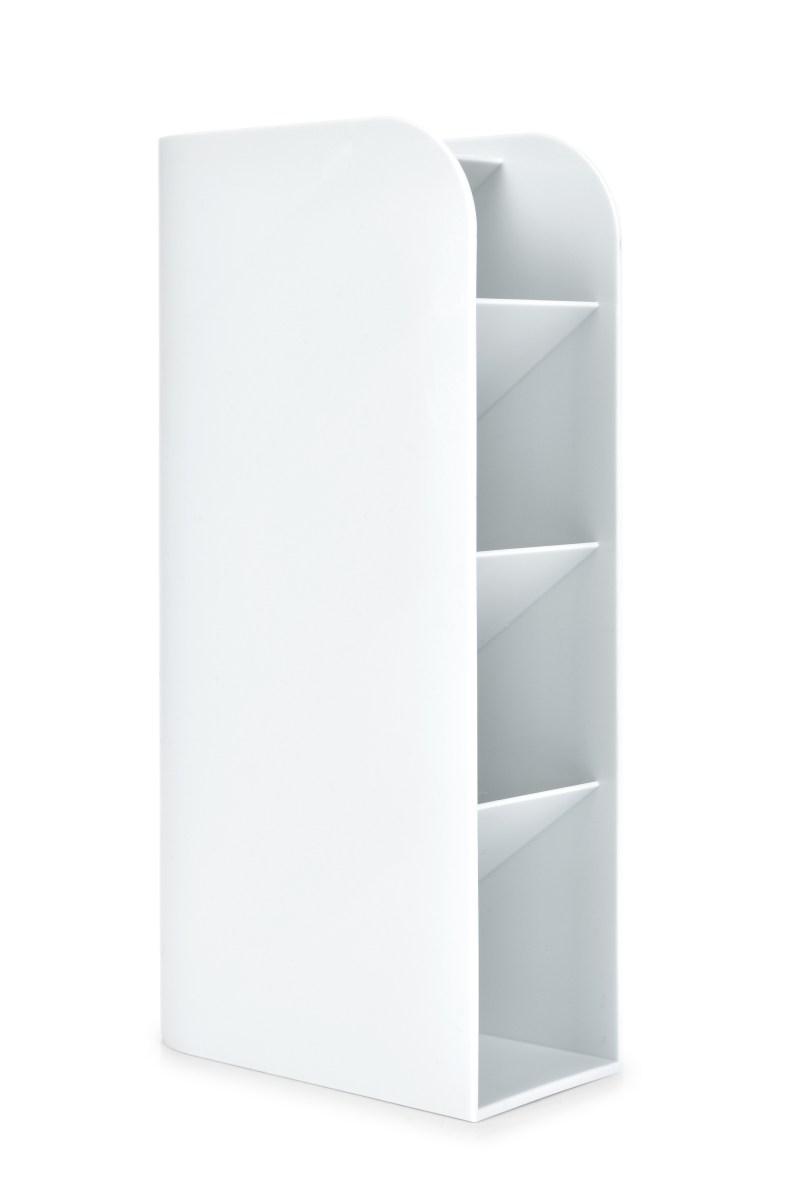 Organizér/stojánek s pěti přihrádkami