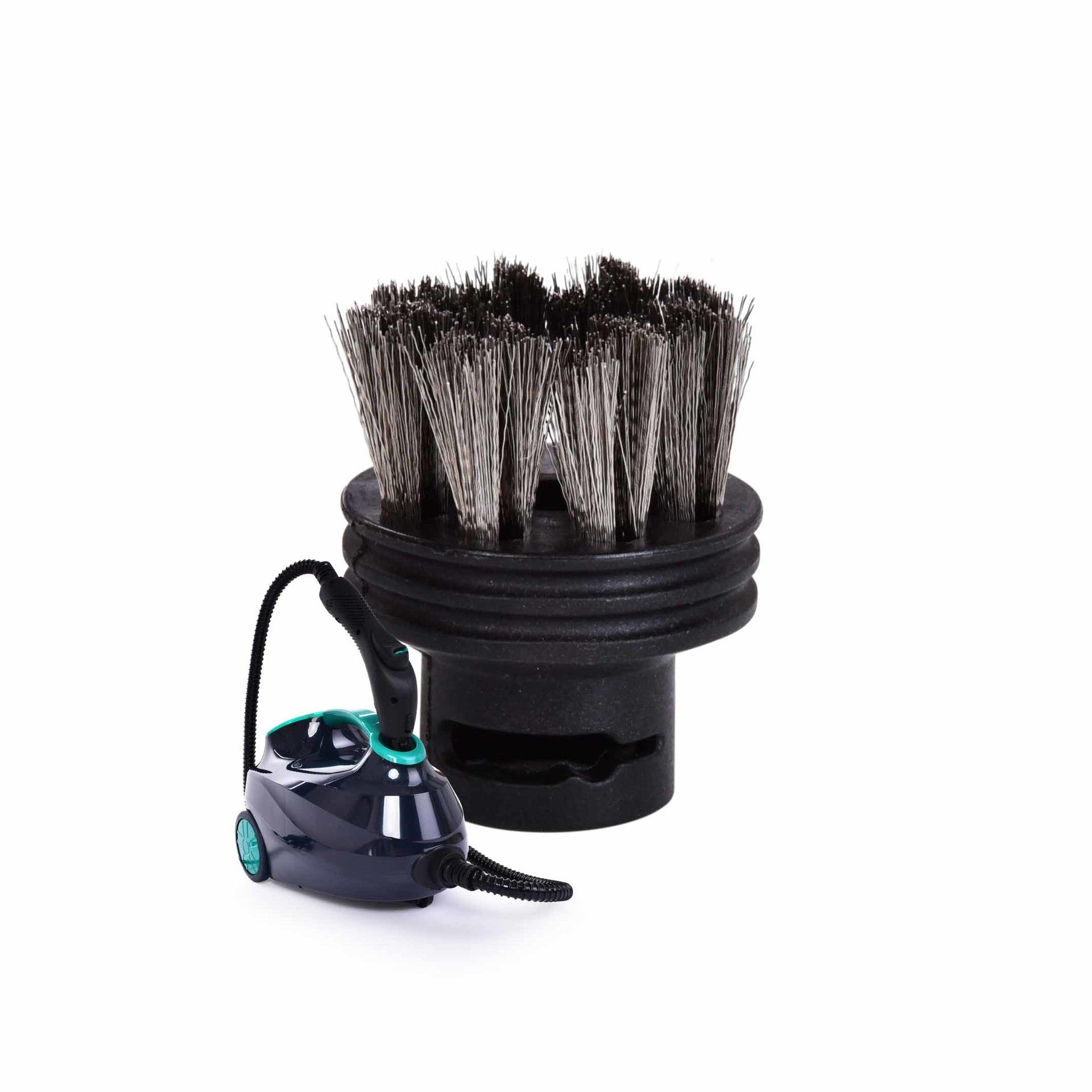 Kulatý kartáč ocel, parní čistič PARDOMAX