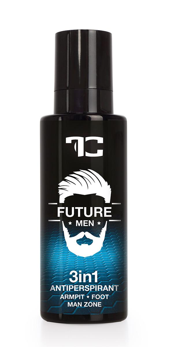 3v1 ANTIPERSPIRANT sprej pro muže FUTURE MEN® PLATINUM