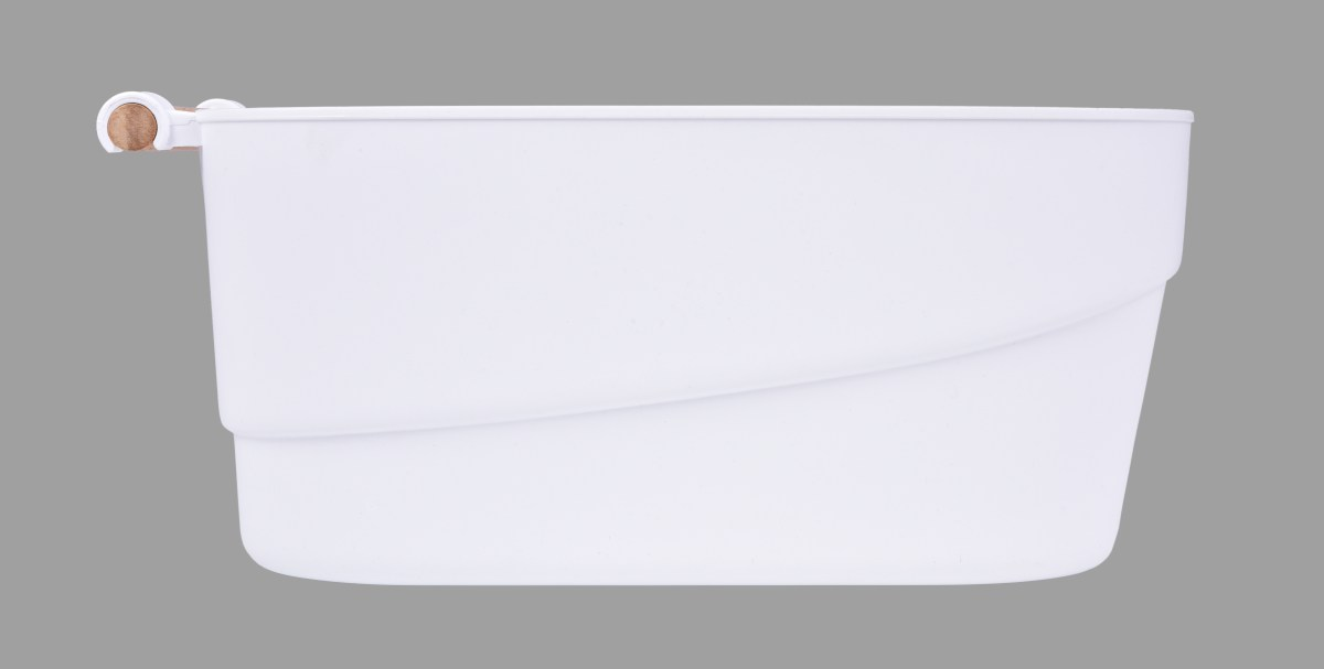 34 cm Elegantní organizér s bambusovým madlem