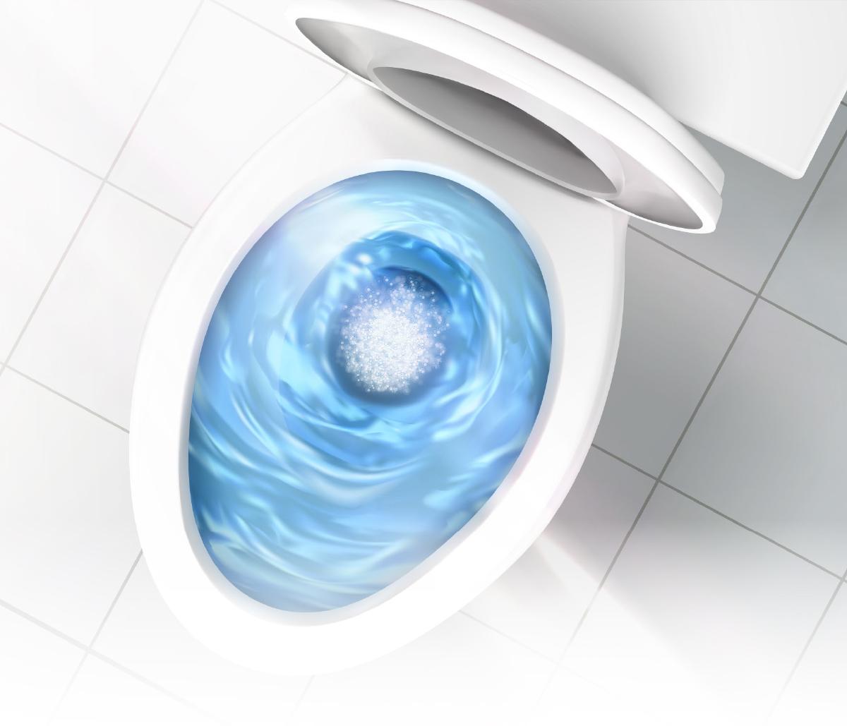 Intenzivní EKO čistič na toalety, bidety a pisoáry ECOTOILET SUPER GEL, 500 ml
