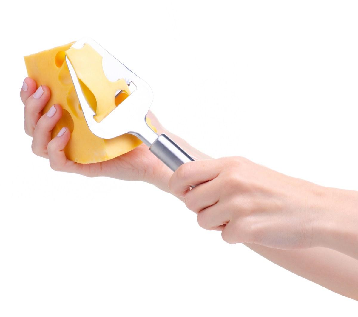 22 cm kráječ/lopatka na sýr