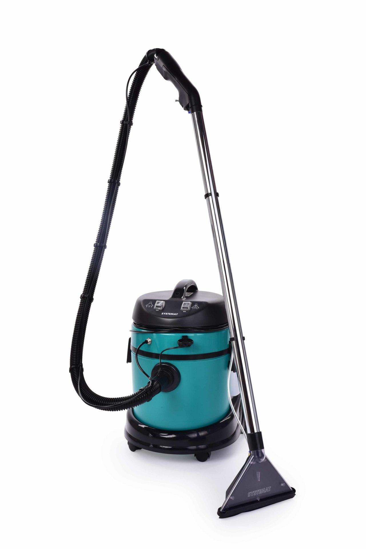 4v1 TEPOVAČ koberců & čalounění, VYSAVAČ na mokré & suché vysávání AQUADOM®