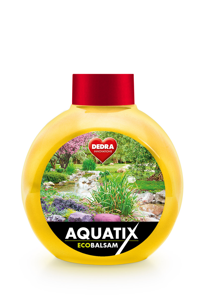 EKO koncentrát na ruční mytí nádobí, ECOBALSAM AQUATIX®, infinity, bez pumpičky