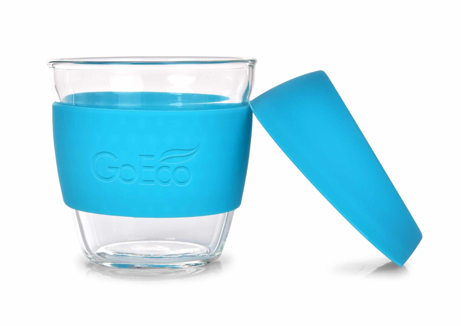 300 ml skleněný hrnek KELIMERO® GoEco®